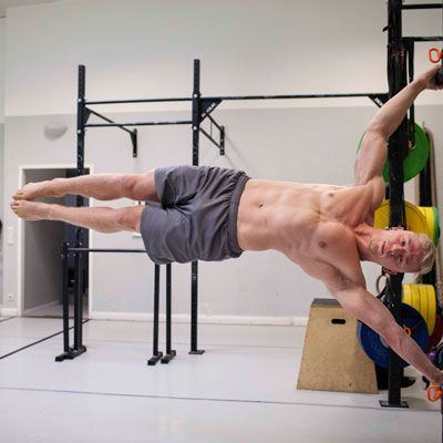 FitShark Calisthenics Workshop Berlin Advances