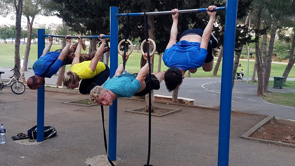 HOC Calisthenics classes